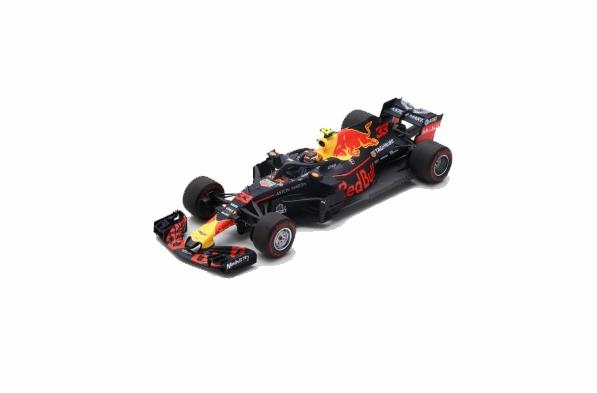 スパーク 1/43 レッドブルRB14 M.フェルスタッペン 2018年メキシコGP優勝 No.33