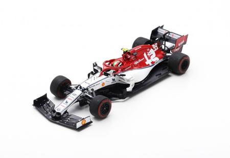 スパーク 1/43 アルファロメオ C38 A.ジョビナッティ 2019年オーストラリアGP No.99