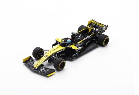 【7/23入荷予定ご予約商品】スパーク 1/43 ルノー F1 R.S.19 D.リカルド 2019年オーストラリアGP No.3