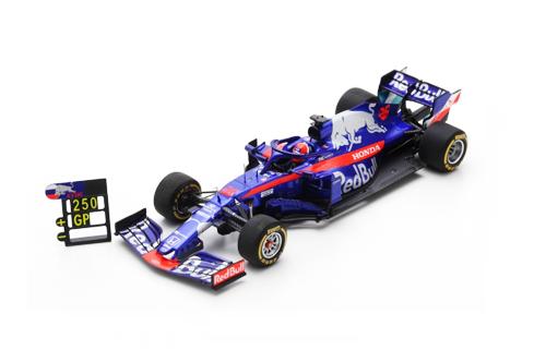 【再入荷】スパーク 1/43 トロロッソ・ホンダ STR14 D.クビアト 2019年中国GP No.26