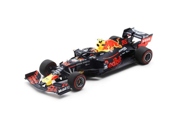 スパーク 1/43 レッドブル RB15 A.アルボン 2019年ベルギーGP No.23