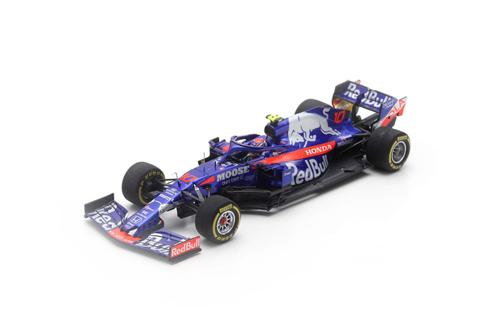 スパーク 1/43 トロロッソ ホンダSTR14 P.ガスリー 2019年ベルギーGP No.10