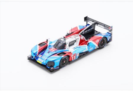 スパーク 1/43 BR エンジニアリング BR1 AER 2018年ルマン24時間レース No.11 V.ペトロフ-M.アレシン-J.バトン