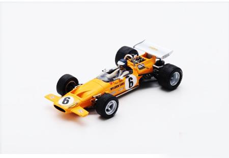 スパーク 1/43 マクラーレン M14A P.ゲシン 1970年カナダGP No.6
