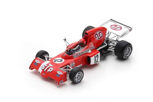 スパーク 1/43 マーチ 721X N.ラウダ 1972年ベルギーGP No.12