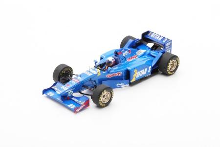 スパーク 1/43 リジェ JS41 M.ブランドル 1995年ベルギーGP3位 No.25