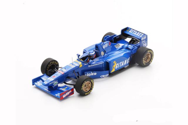 スパーク 1/43  リジェ JS41 O.パニス 1995年カナダGP4位 No.26