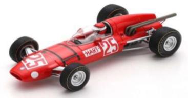 【2021年5月発売予定ご予約商品2/4締切】スパーク 1/43 S7565 プロトス 16 B.ハート 1967年F2ドイツGP No.25