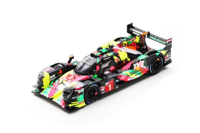 スパーク 1/43 レベリオン R13 ギブソン レベリオンレーシング 2019年ルマン24時間レース4位 No.1  N.ヤニ-A.ロッテラー-B.セナ