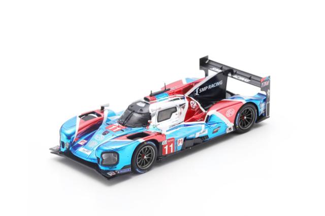 スパーク 1/43 BRエンジニアリング BR1-AER SMPレーシング 2019年ルマン24時間レース3位 V.ペトロフ-M.アレシン-S.バンドーン No.11