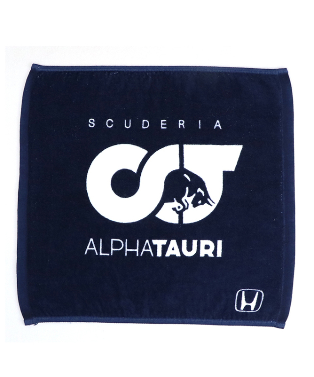 2021アルファタウリ・ホンダ チームハンドタオル