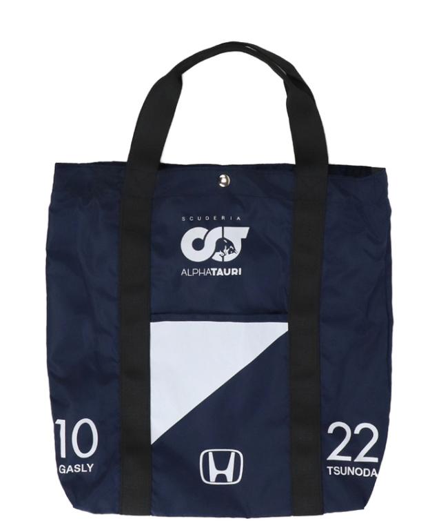 2021 アルファタウリ・ホンダ チームトートバッグ
