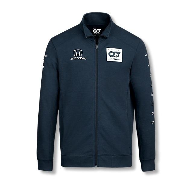 2020 アルファタウリ ホンダ チームレプリカスウェット ジャケット