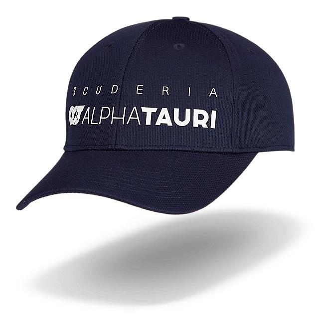 2020 アルファタウリ ホンダ チームレプリカキャップ ネイビー