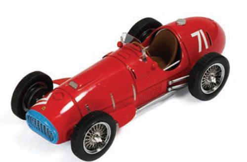 イクソ 1/43  フェラーリ  375 F1 A.アスカリ 1951年ドイツGPニュルブルクリンク 優勝 No.71