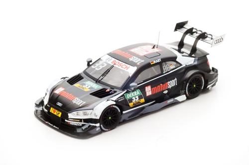 スパーク 1/43 アウディ RS 5 DTM レネ・ラスト No.33 2017DTMチャンピオン