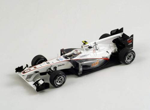 スパークナショナルモデル(SJ) 1/43  ザウバーC29 小林可夢偉   2010年日本GP No.23