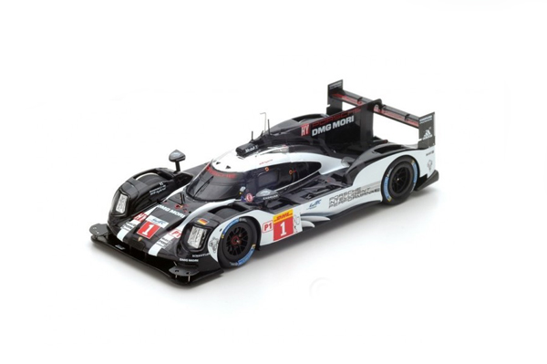 スパーク 1/43 ポルシェ 919 Hybrid No.1 3rd 6h of Fuji 2016 T.Bernhard-M.Webber-B.Hartley