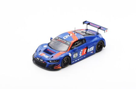 スパーク 1/43 アウディR8 LMS GT3 2019 AudiSportTeamWRT 2019年鈴鹿10H優勝 No.25  D.バンスール-K.リンデ-F.ベルビッシュ