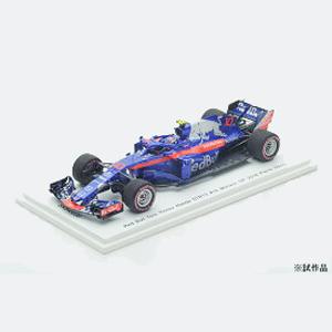 KIDBOX別注 スパーク 1/43 SKB43039 トロロッソ ホンダ STR13 P.ガスリー 2018年モナコGP 2018 No.10
