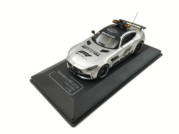 【再入荷】海外別注 CMR 1/43 (メルセデス)Mercedes-AMG GT R F1safety car(セーフティーカー)2018