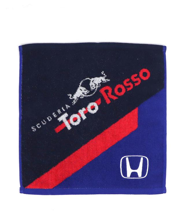 REDBULL TOROROSSO HONDA 2019 レッドブル・トロロッソ・ホンダ チーム ハンドタオル