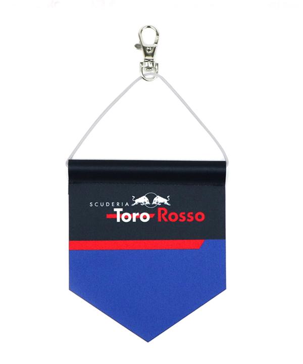 REDBULL TOROROSSO HONDA  2019 レッドブル・トロロッソ・ホンダ チーム ミニ ペナント
