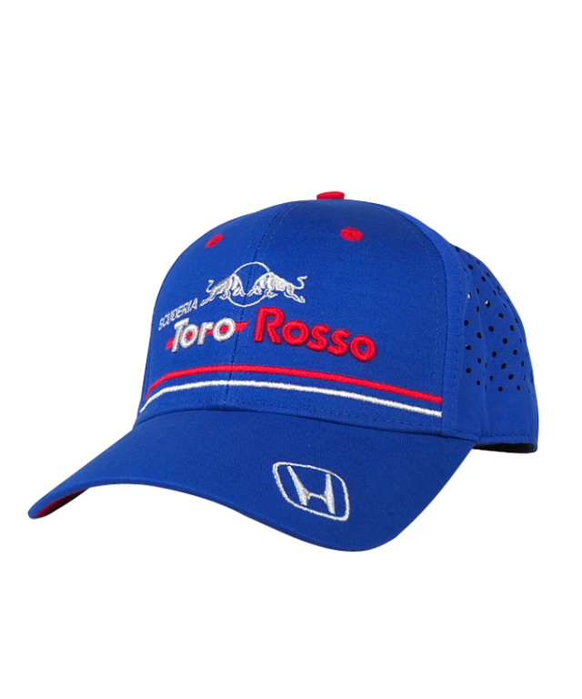 REDBULL TOROROSSO HONDA 2019 レッドブル・トロロッソ・ホンダ チームラインキャップ 日本GP限定ver ホンダ(H)マーク付