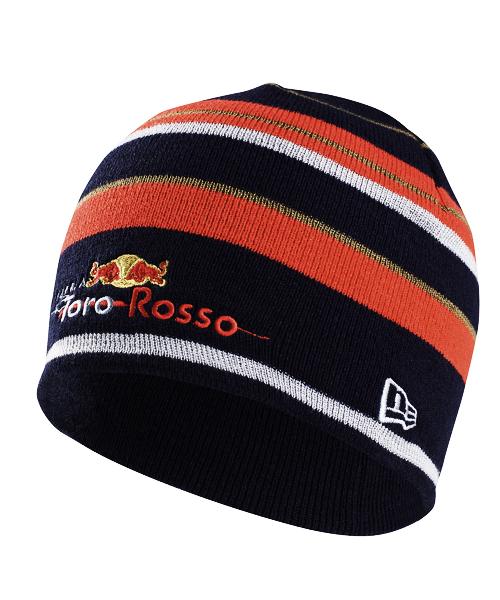 SCUDERIA ToroRosso トロロッソ STR チームロゴ ビーニー(NEWERA製)