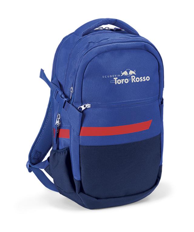 REDBULL TOROROSSO HONDA 2018 レッドブル・トロロッソ・ホンダ チーム REFLEXバックパック