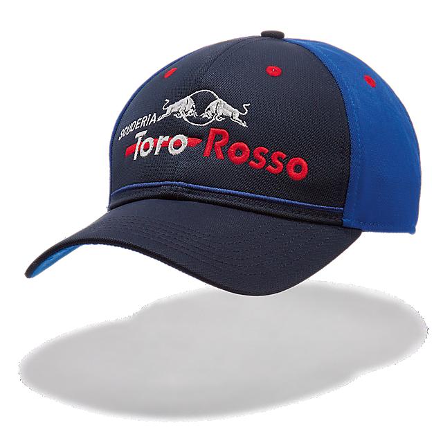 REDBULL TOROROSSO HONDA レッドブル・トロロッソ・ホンダ チーム ラインキャップ ベースボールタイプ