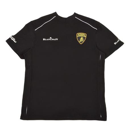 ランボルギーニ SUPERTROFEO Tシャツ ブラック