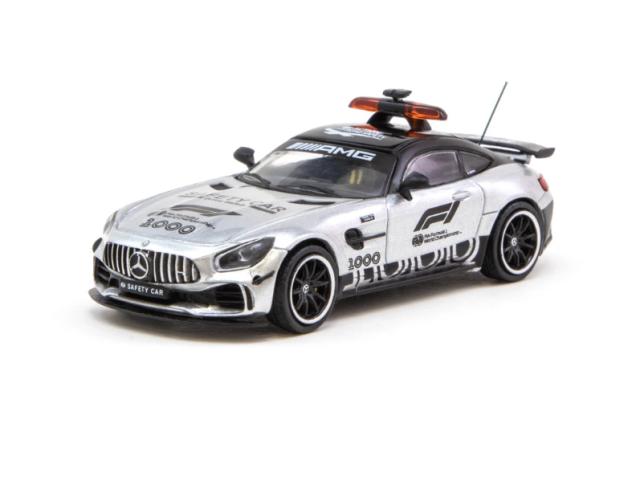 TarmacWorks(ターマックワークス)1/64 Mercedes-AMG GT R 2019年中国GP SafetyCar(セーフティカー)