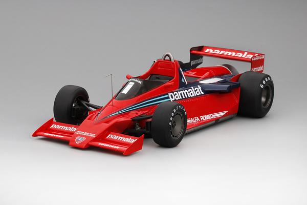 トゥルースケール 1/18 TSM151803Rアルファロメオ BT46B N.ラウダ1978年スエーデンGP 優勝車  No.1 限定1200台.