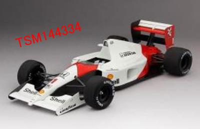 トゥルースケールモデル 1/43 マクラーレンMP4/6 A.セナ 1991年日本GP 2位