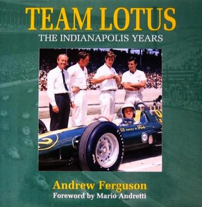 【SALE】Team Lotus -The Indianapolis Years インディのロータスたち