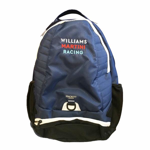 2015 ウィリアムズ  バックパック(HACKETTLONDON製)