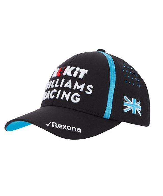 2019 ウィリアムズF1チーム G.ラッセル ドライバーズキャップ