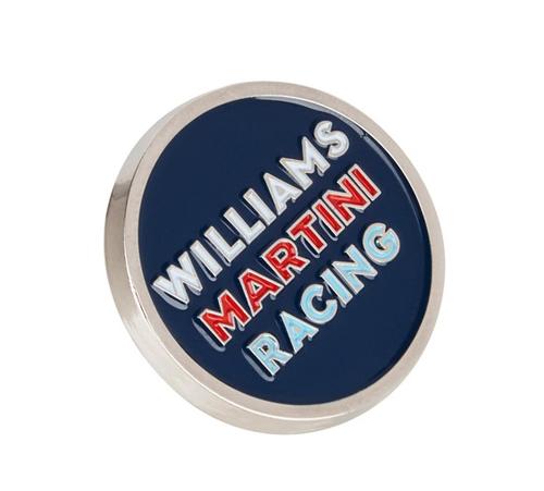 Williams MartIni Racing(ウィリアムズ・マルティニレーシング)ピンバッチ