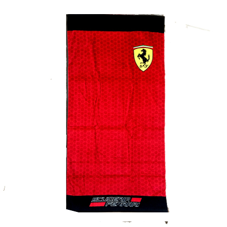 フェラーリ バスタオルB サイズ:70×140cm