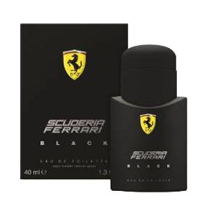 フェラーリ 香水 SCUDERIA FERRARI ブラック  40ml