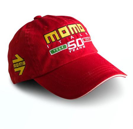 MOMO 50周年記念キャップ