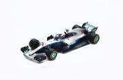 スパーク 1/43 メルセデス W09 L.ハミルトン 2018年アゼルバイジャンGP優勝 No.44