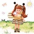 ゴッツ XSサイズ Lucia the bee  ルチア ミツバチ