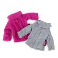 【ゴッツアクセサリー】ジャケットセット グレー&ピンク XSサイズ