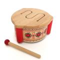 PINTOY ピントーイ 木のおもちゃ 太鼓 ドラム
