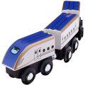 【木製レール 追加パーツ】 moku TRAIN E7系 新幹線 かがやき