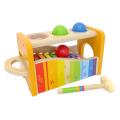 Hape 木のおもちゃ パウンド&タップベンチ