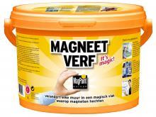 マグネットペイント 塗装でマグネットボードを作成