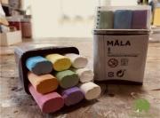 【IKEAチョーク】無害な成分炭酸カルシウム製チョーク